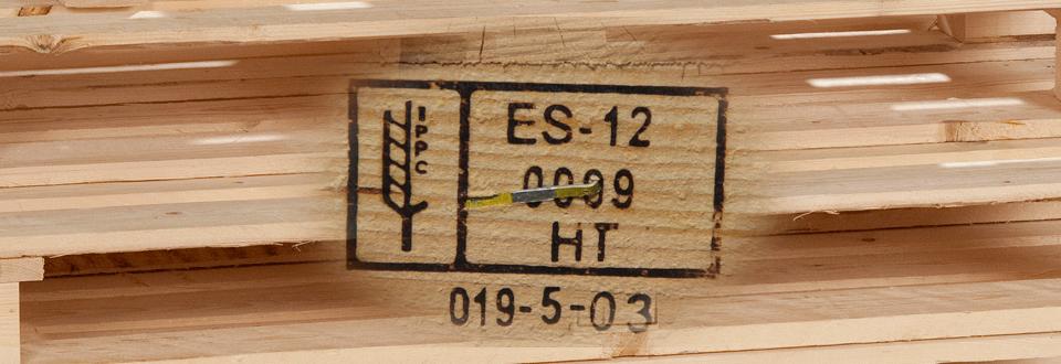 Palets de madera reciclados: ¿Qué es la NIMF N° 15?